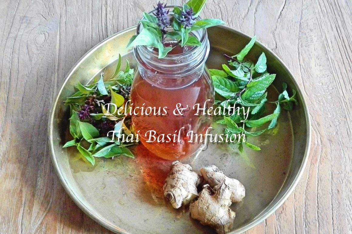 Thai Basil Infusion